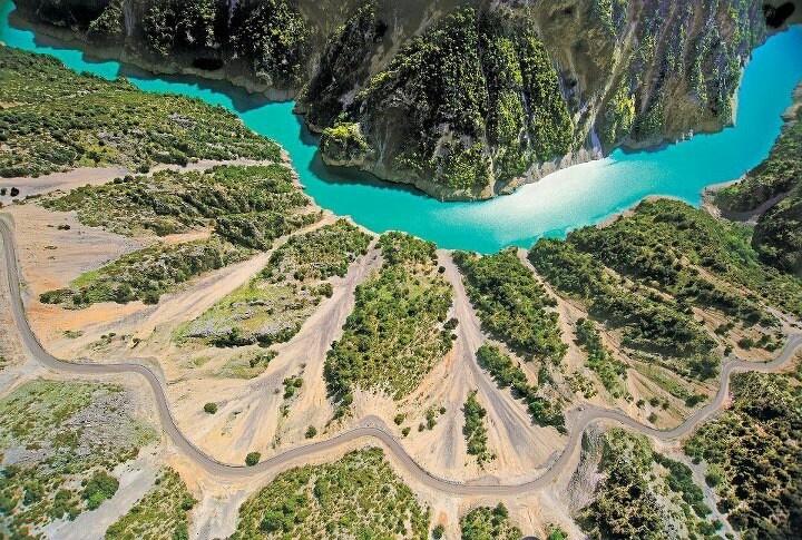 Achelous river | Greek Light | Pinterest Achelous River God