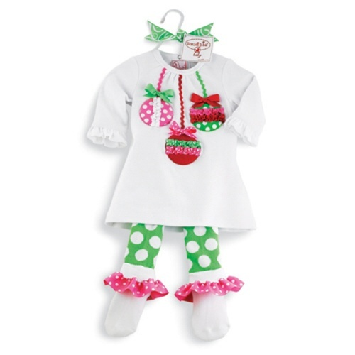 Christmas outfit baby girl pinterest