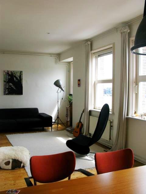 Soggiorno moderno, ad Amsterdam! http://homelink.it/proposte-di ...