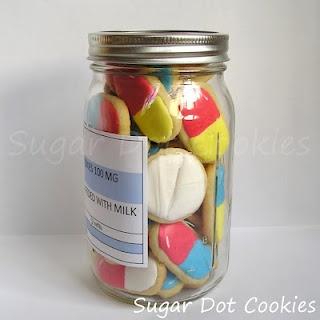 Get well sugar cookies