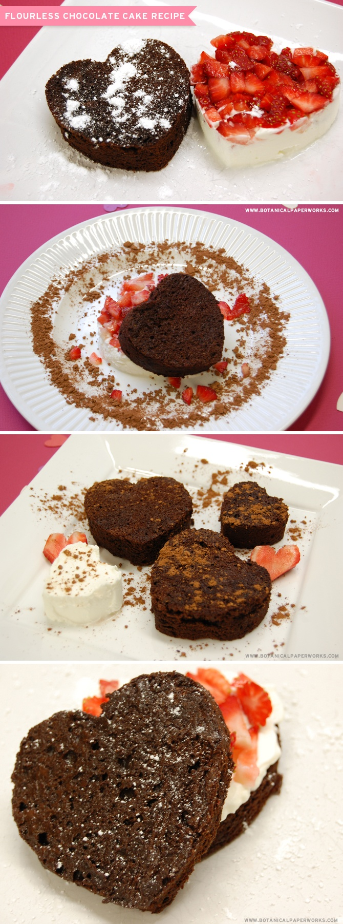 Flourless Chocolate Cake Recipe - Perfect for Valentine's Day (and ...