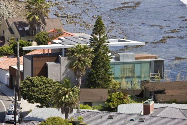 Ultra Modern Beach House In La Jolla Unique Luxury Dream Homes Pi