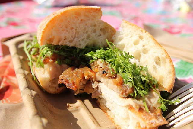 Porchetta sandwich. | Foods and Recipes | Pinterest