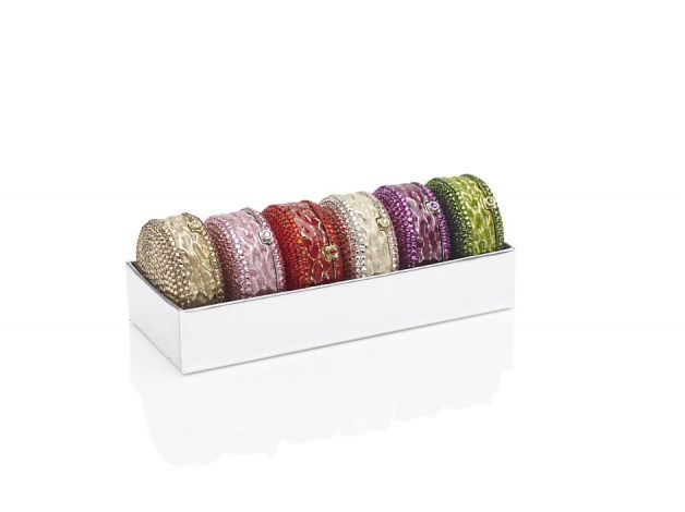 Macaron pillboxes by Judith Leiber. Photo: Judith Leiber / SF