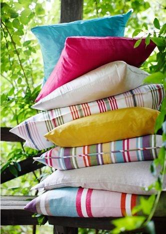 яркий текстиль Linum