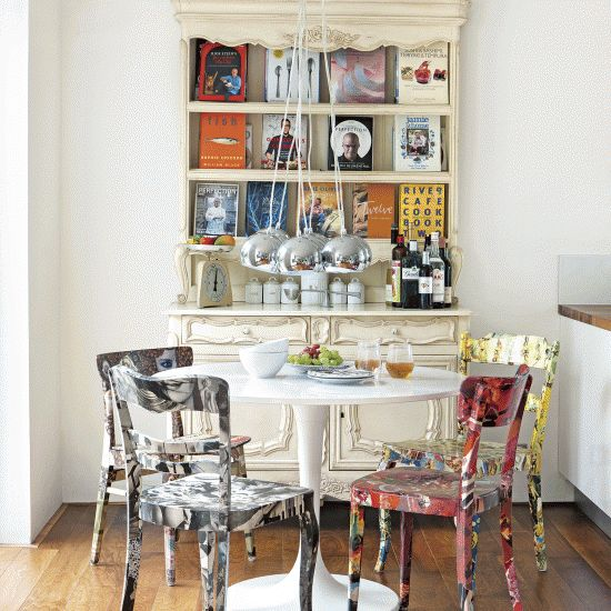 Dining Table Furniture: Breakfast Area Dining Table