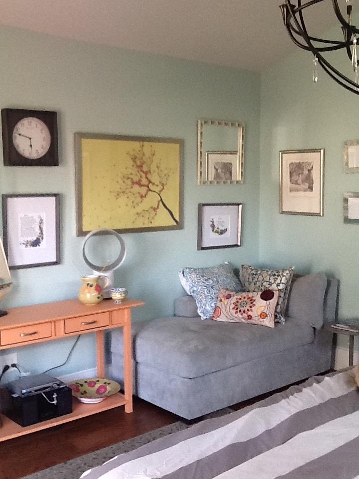 cozy master bedroom reading nook home decorating pinterest