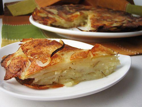Potato Galettes | In the Kitchen: Veggie Love | Pinterest