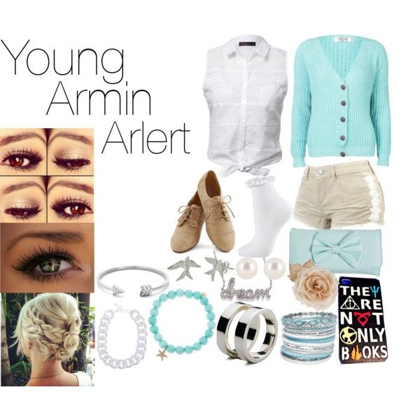 Young Armin Arlert - Attack on Titan quot  by courtneysue-kinsey on    Young Armin Arlert