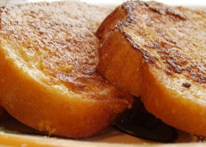 My Best Vegan French Toast, according to Alicia Silverstone