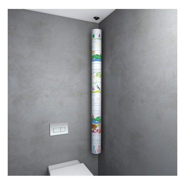 Porte papier toilette avignon 3313 for Porte toilette