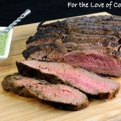 Cilantro-Lime Marinated Flank Steak | Paleo Mains - Beef | Pinterest