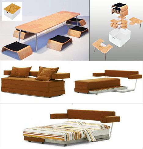 transforming furniture For the Home