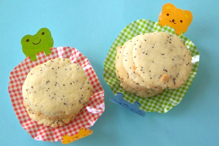 Orange Poppy Seed Cookies | Food (sweet) | Pinterest