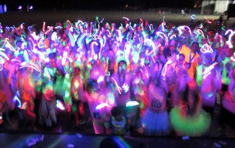 The Glow Run - A fun 5K that combines running with top 40 dance music