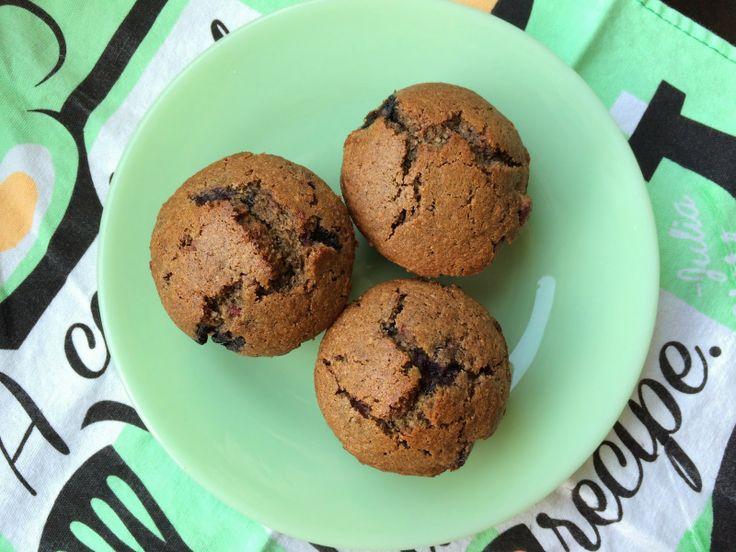 Blueberry Kañiwa Muffins (gluten free)   Kaniwa   Pinterest