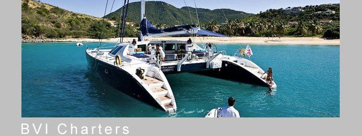 British Virgin Islands Charterboote