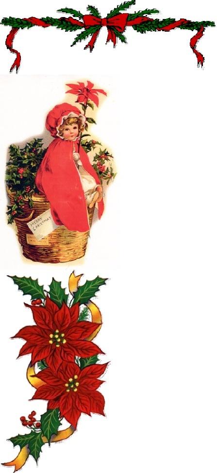 Free Christmas Clip Art Printables | Christmas | Pinterest