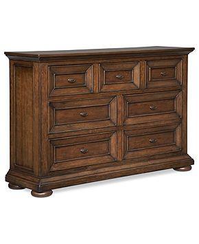 Riverdale dresser furniture macy 39 s master bedroom for Furniture 0 interest