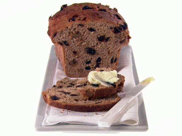 Homemade Cinnamon-Raisin Bread from FoodNetwork.com