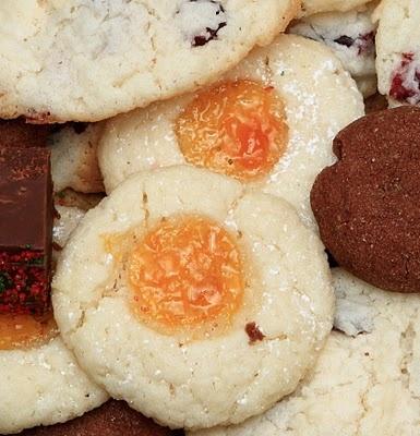 apricot shortbread cookies | pumpkin time | Pinterest