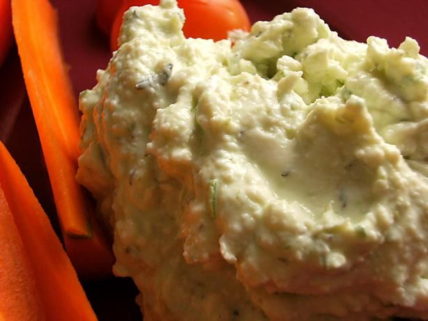 Herbed Goat Cheese Spread Recipe - Cheese.Food.com - 389742