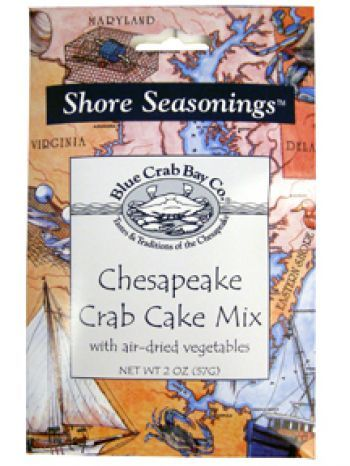 Chesapeake Crab Cake Mix. his special mix contains cracker crumbs ...