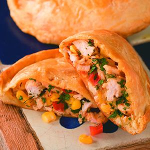 Chicken and Corn Empanadas | Weddings/ Parties | Pinterest