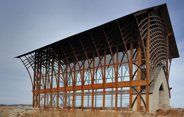 Fay jones chapel gretna ne the architecture of faith for Jones architecture