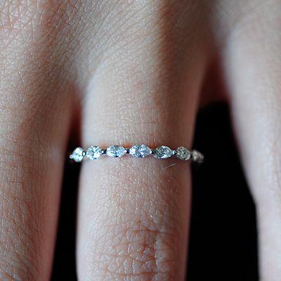 Marchesa Ring 18k & diamonds