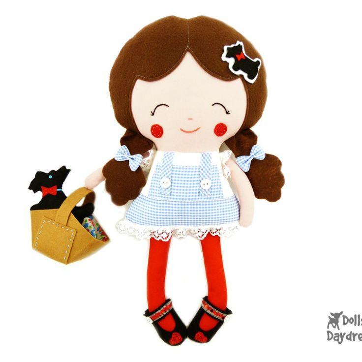 Куклы и грезы / Дороти строчки
