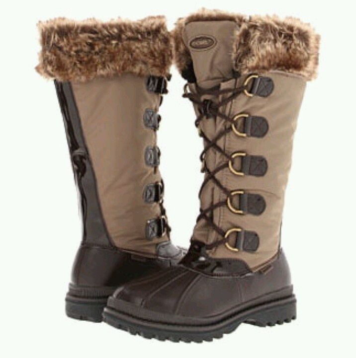 Who Makes The Warmest Womens Winter Boots | Santa Barbara