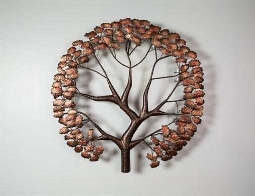 Copper Wall Art Home Decor : Copper wall art home decor