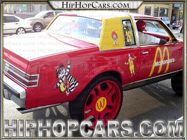 McDonalds Donk