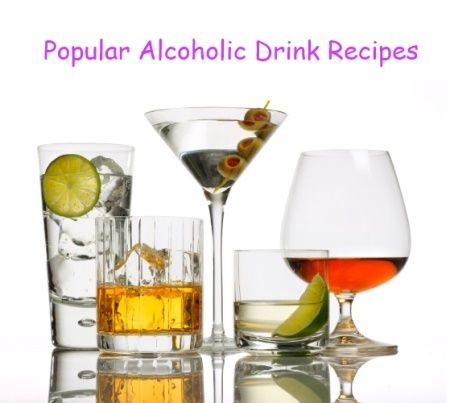 6 most popular alcohol drink recipes drinks shots for Most popular whiskey drinks