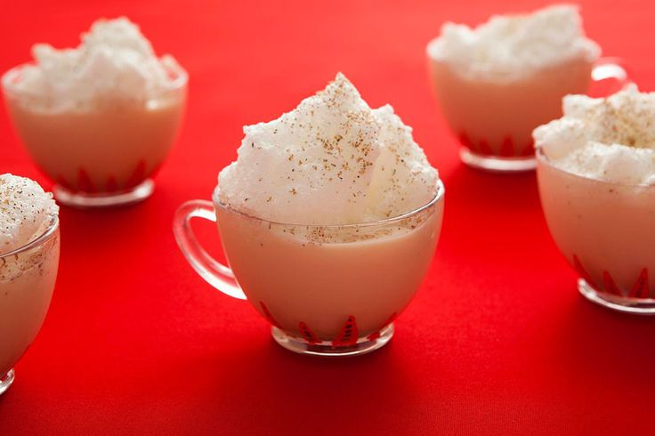 Warm up for winter with the Ultimate Holiday Eggnog.