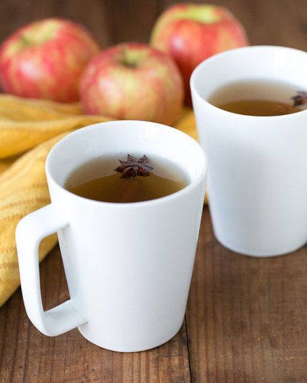 Rum-Spiked Spiced Apple Cider : A classic of sorts, this spiced apple ...