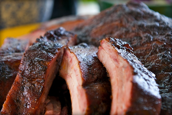 Baby Back Smoked ribs | RECIPES | Pinterest