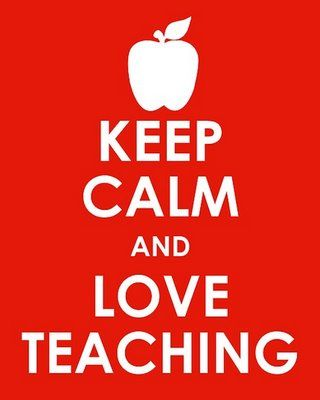 i think that just about says it...Happy teaching! :)