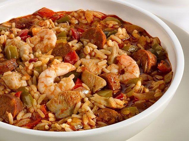 Jambalaya, Easy | recipes | Pinterest