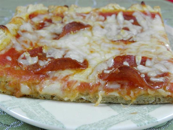 Whole Wheat Thin Crust Pizza Dough | Recipe