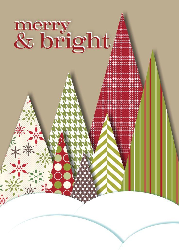 1 500 2 100 pixels christmas ideas pinterest for Crafty christmas cards ideas