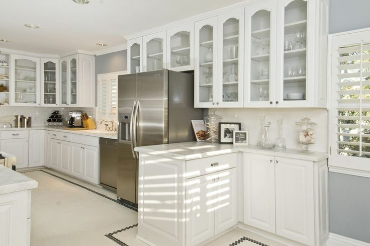 Jeff Lewis Design Kitchen Designed Pinterest