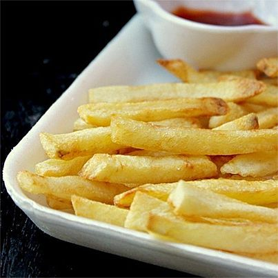 Homemade French Fries | Kathy's | Pinterest