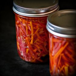 For Banh Mi - Vietnamese Carrot and Radish Pickle - from the Ball ...