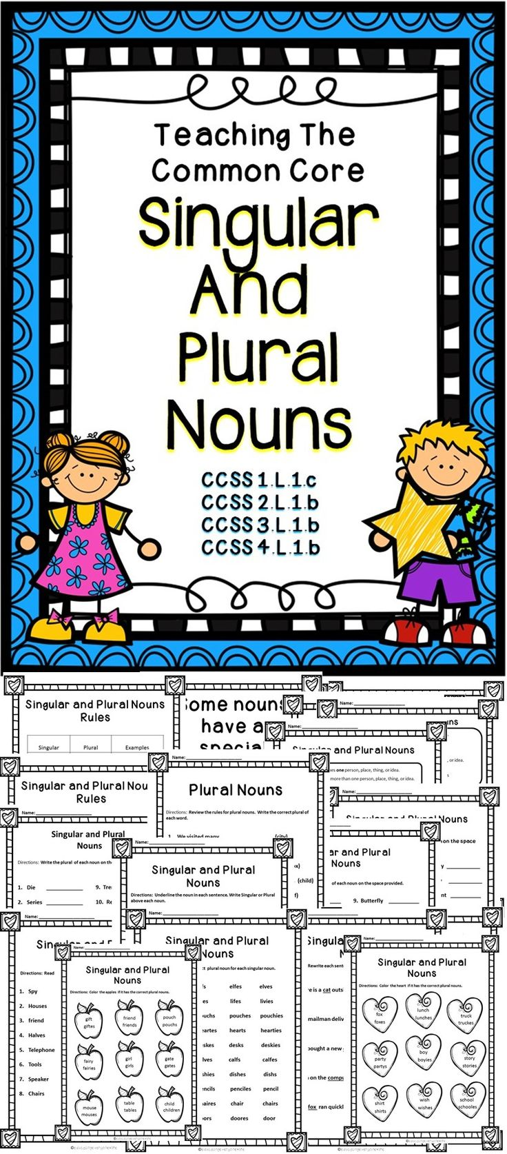 Common core english worksheets pdf