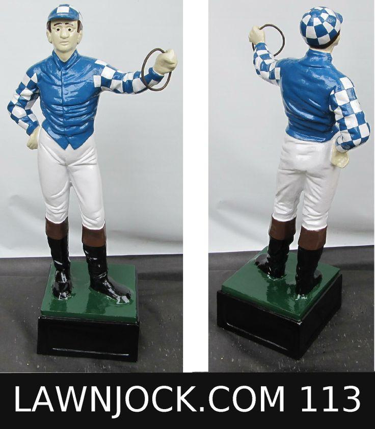 The traditional lawn jockey statue is taking back America's boring ... Underground Railroad Lantern