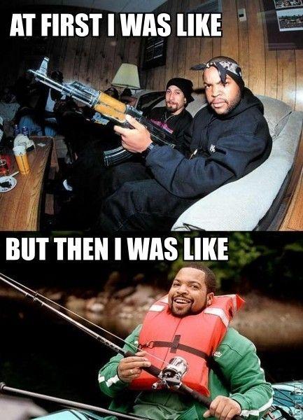 Ice Cube.  Sigh.