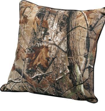 Cabela s Grand River Lodge Camo Decorative Pillows