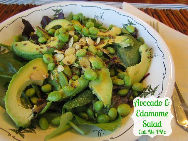 Avocado & Edamame Salad / Call Me PMc - Call Me PMc